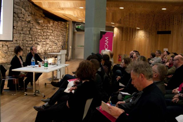 Art Research: Publics and Purposes, 2010, Photo: JFCarr