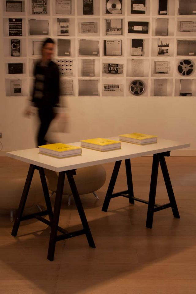 Critique of Archival Reason, Photo: JFCarr